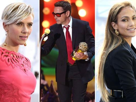 Wer holt sich heuer einen MTV Movie Award?