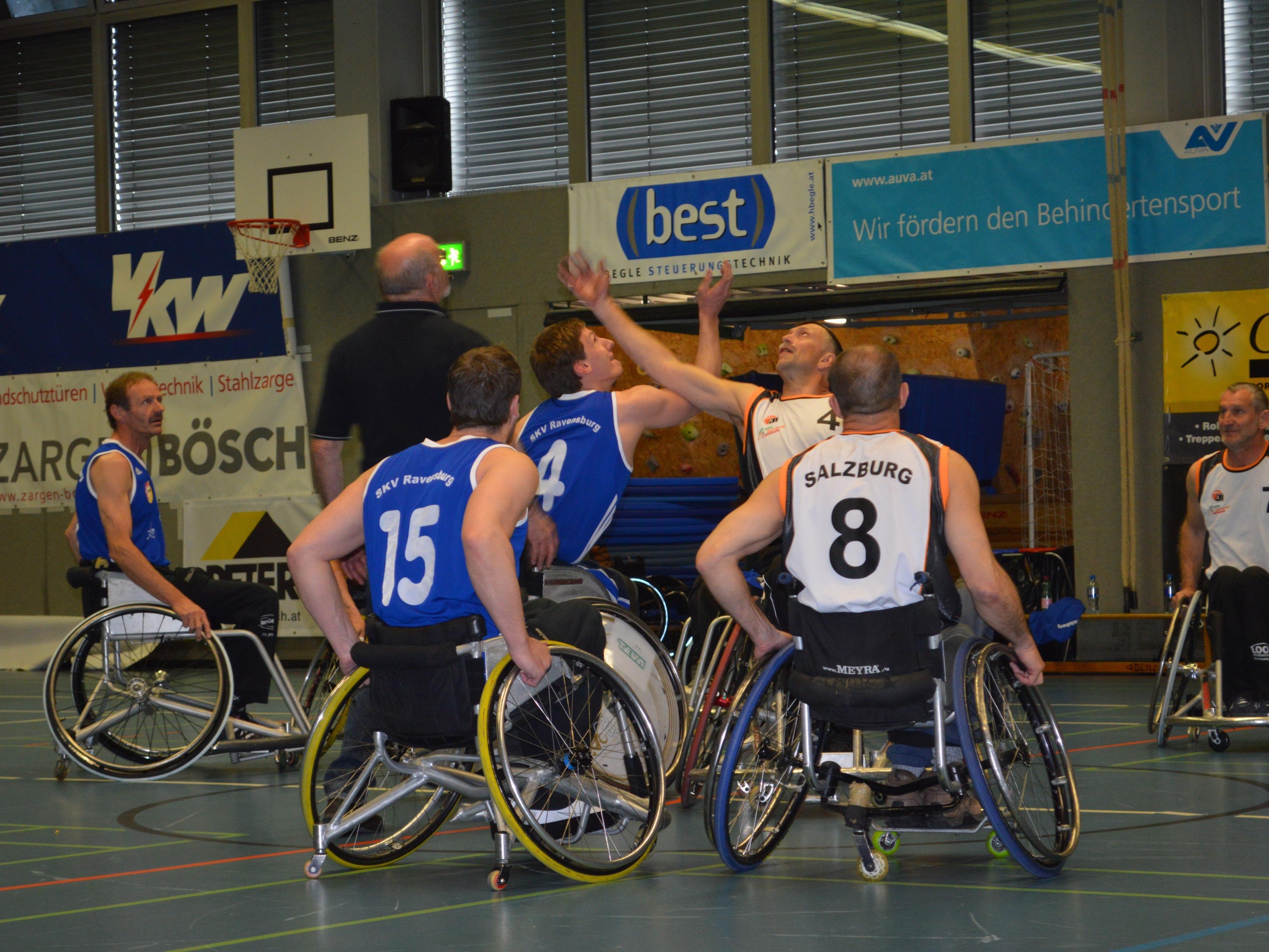 Sport und Unterhaltung warten beim 39. Rollstuhlbasketball-Turnier des RC ENJO Vorarlberg am Wochenende