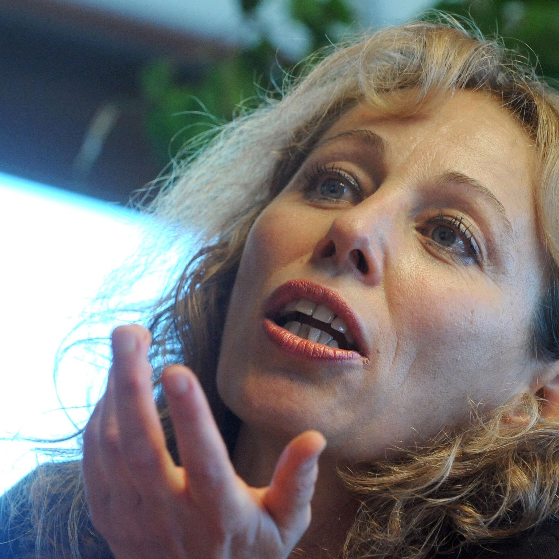 WGKK Chefin Ingrid Reischl verteidigte den Ausgleichsfonds.