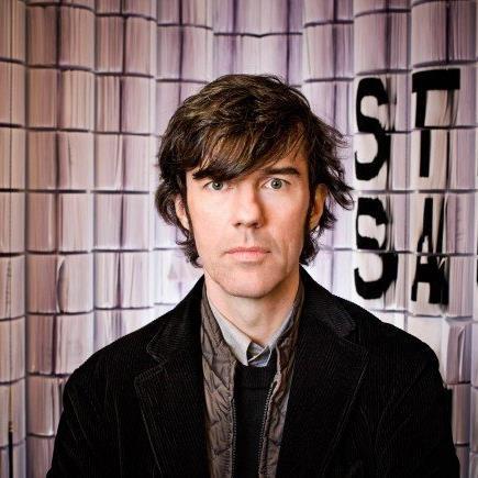 """Gefeierte Ausstellung """"The Happy Show"""" von Stefan Sagmeister bald in Frankfurt."""