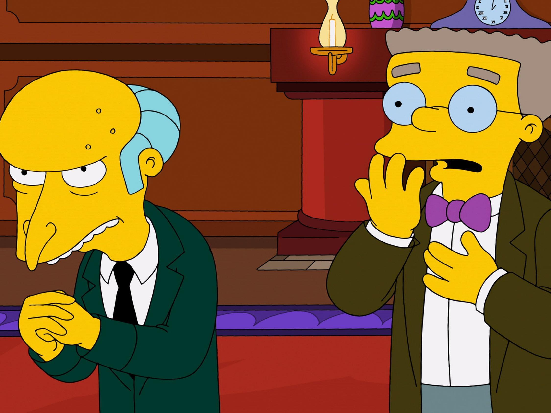 Was den Fans schon lange klar war, ist jetzt offiziell: Smithers outet sich als schwul.