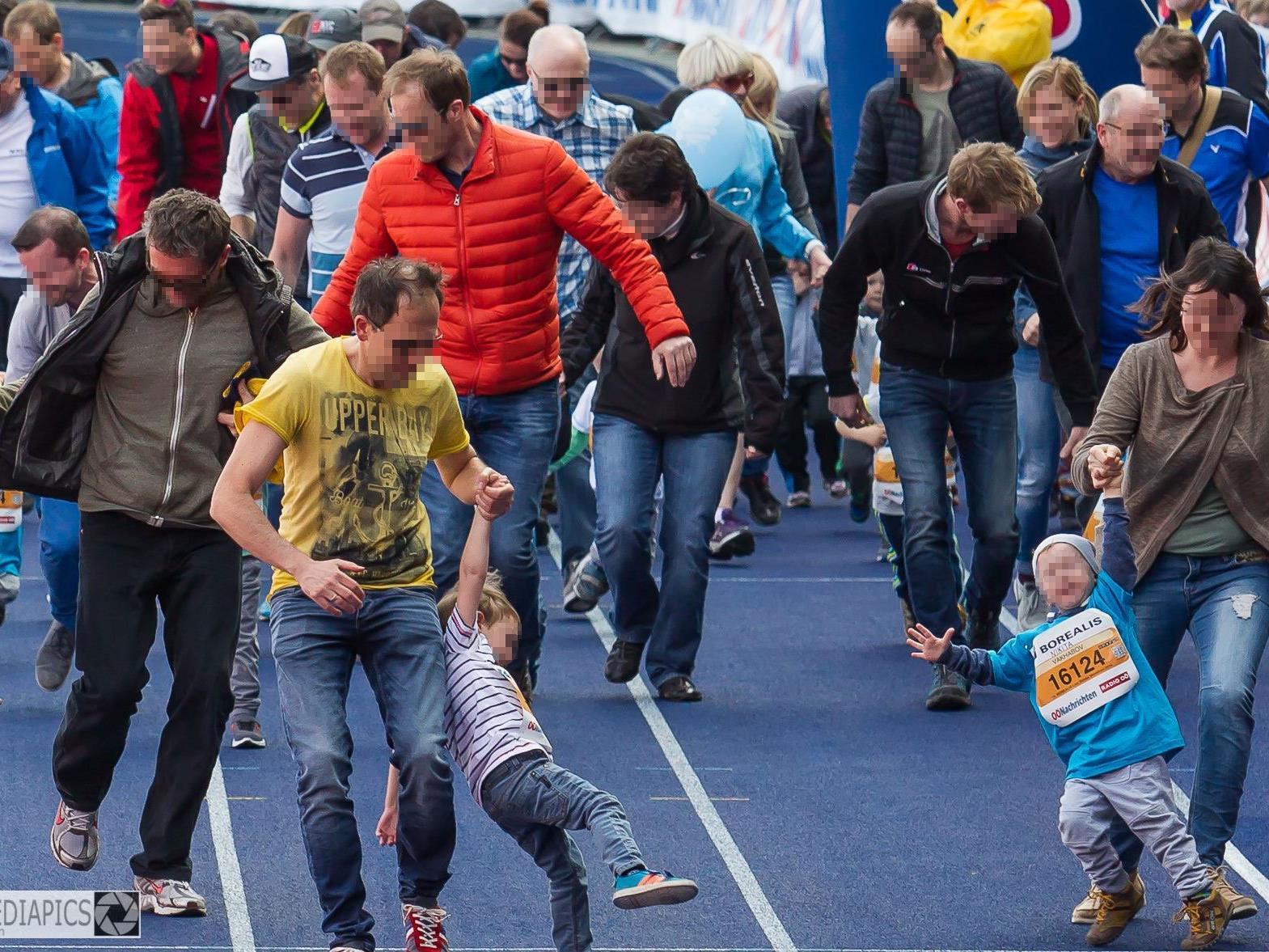 Falscher Ehrgeiz: Eltern zerren Kinder ins Ziel