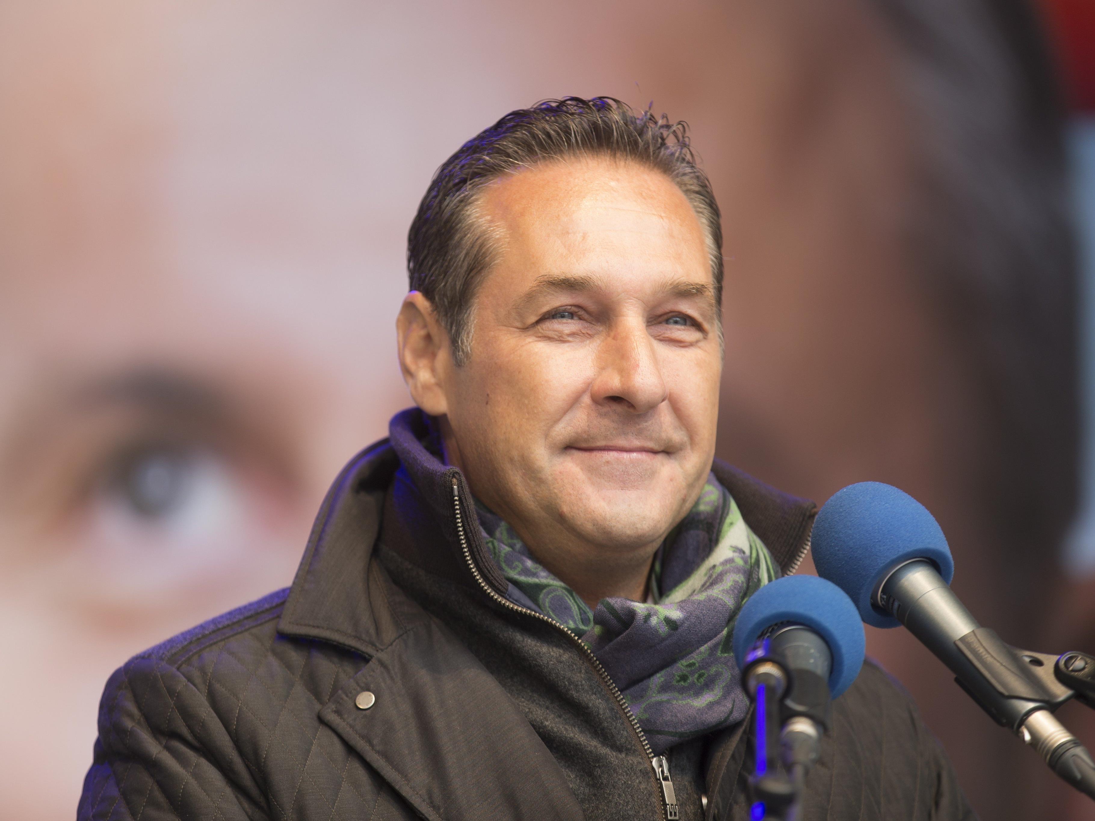 Falscher Vorwurf: HC Strache und der Fotograf haben sich außergerichtlich geeinigt.