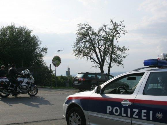 ndete die rund fünf Monate dauernde Flucht eines Vorarlberger U-Häftlings auf einem Parkplatz in Bregenz.