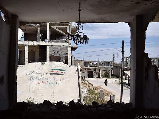 Aleppo weiterhin umkämpft