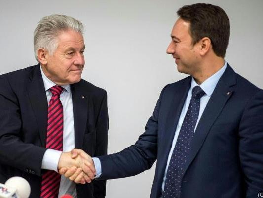 ÖVP und FPÖ koalieren in Oberösterreich