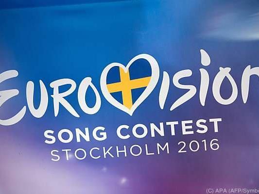 Stockholm trägt heuer den ESC aus