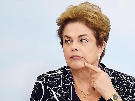 Es wird eng für Rousseff