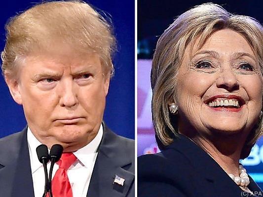Das Rennen um die Präsidentschaft ist komplett offen
