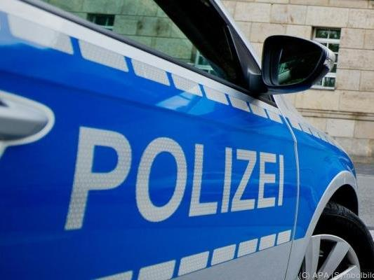 Polizisten überwältigten schließlich den Täter