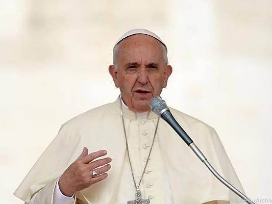 Papst von friedlichem Zusammenleben überzeugt
