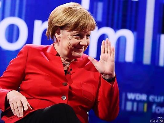 Nach Faymann hofft Merkel nun auf Kern