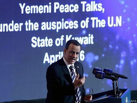 Der UNO-Vermittler verkündete die Neuigkeiten