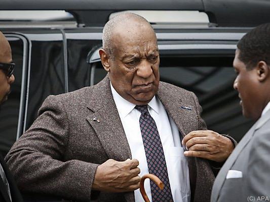 Bill Cosby ist tief gefallen