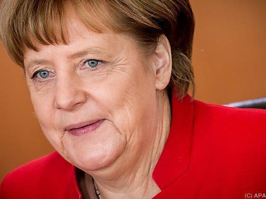 Merkel will an Türkei-Deal festhalten