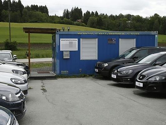 Autohändler in Wernberg entführt