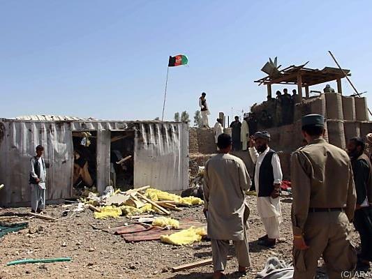 Kein Ende der Gewalt in Unruheprovinz Helmand