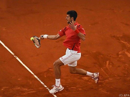 Djokovic nun gegen Murray