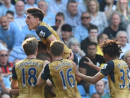Arsenal am Weg zu CL-Plätzen