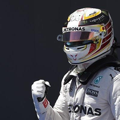Hamilton freute sich über sein gutes Qualifying