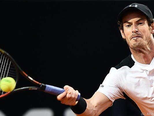 Murray überrumpelte Djokovic in zwei Sätzen