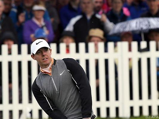 Golf-Star Rory McIlroy will eine Familie gründen