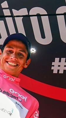 Esteban Chaves darf nun ab morgen in rosa fahren