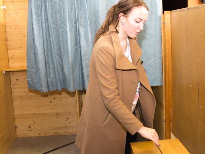 51,9 % der Vandanser Stimmberechtigten schritten zur Stichwahl.