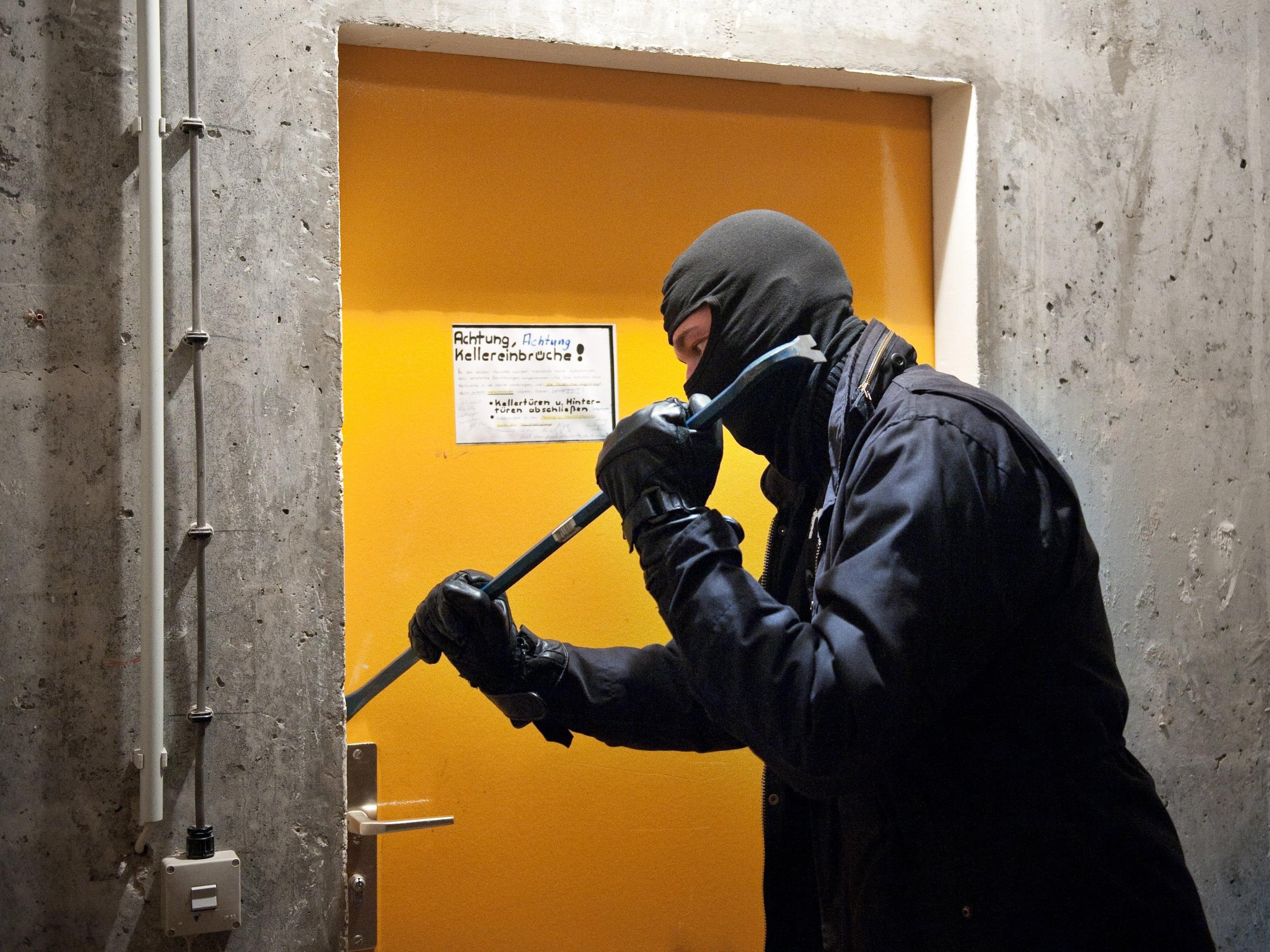 51 Prozent der Österreicher haben Angst vor Wohnungseinbrüchen.
