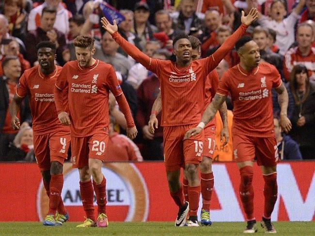 Liverpool jubelt über den Final-Einzug in der Europa League.