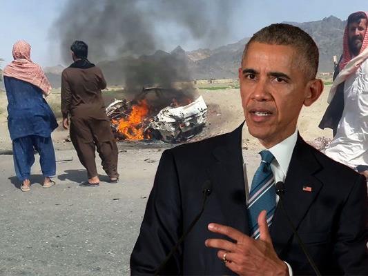 Obama bestätigt Tod des Taliban-Führers.