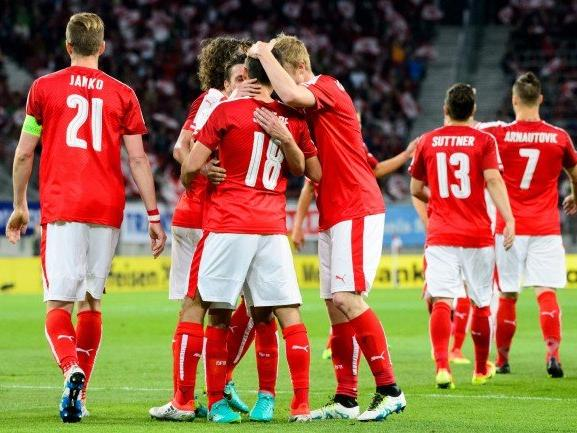 Österreich feierte gegen Malta einen nie gefährdeten Testspiel-Sieg.
