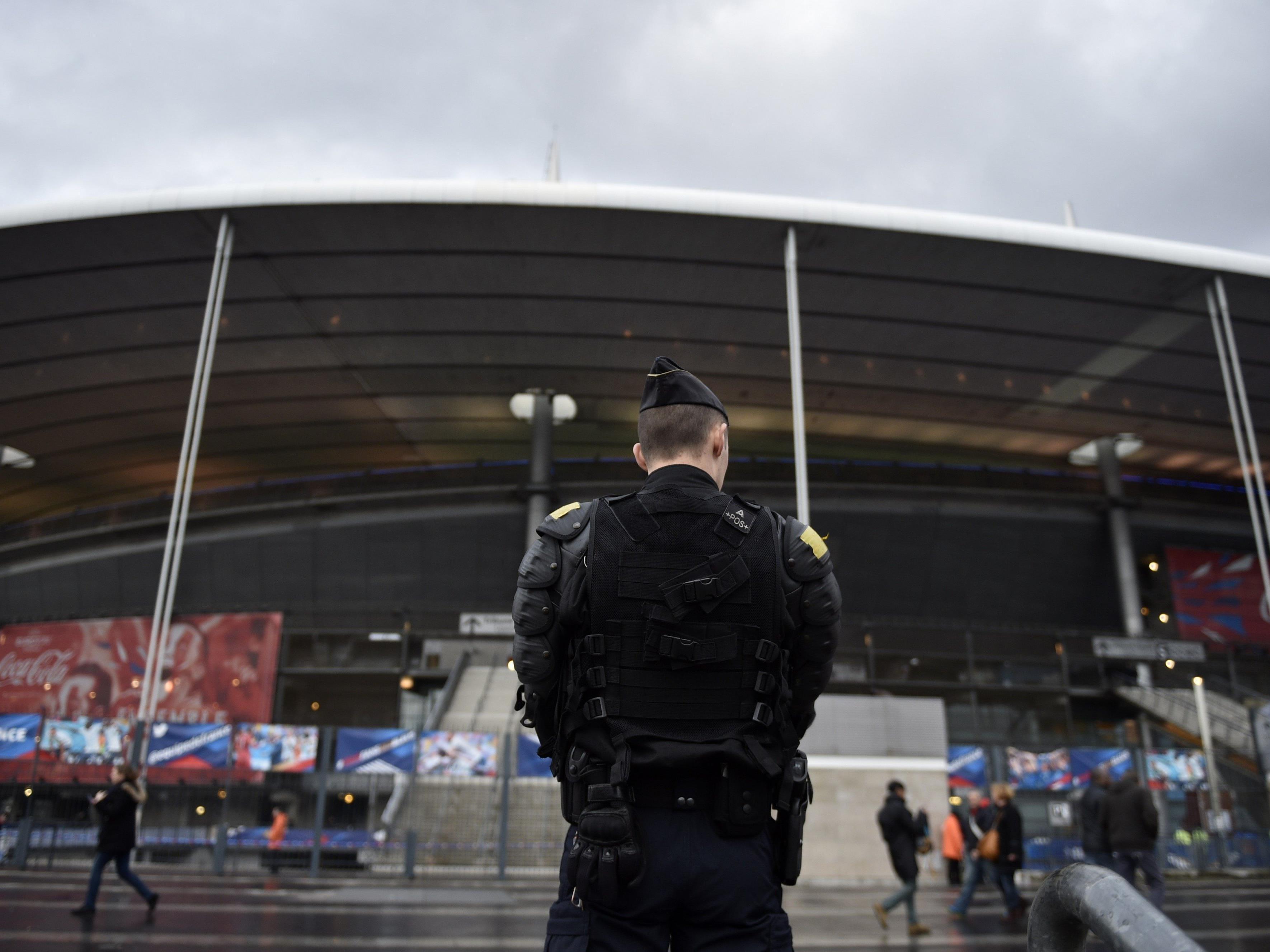 Die Angst vor Terrorattacken bei der EM reißt nicht ab.