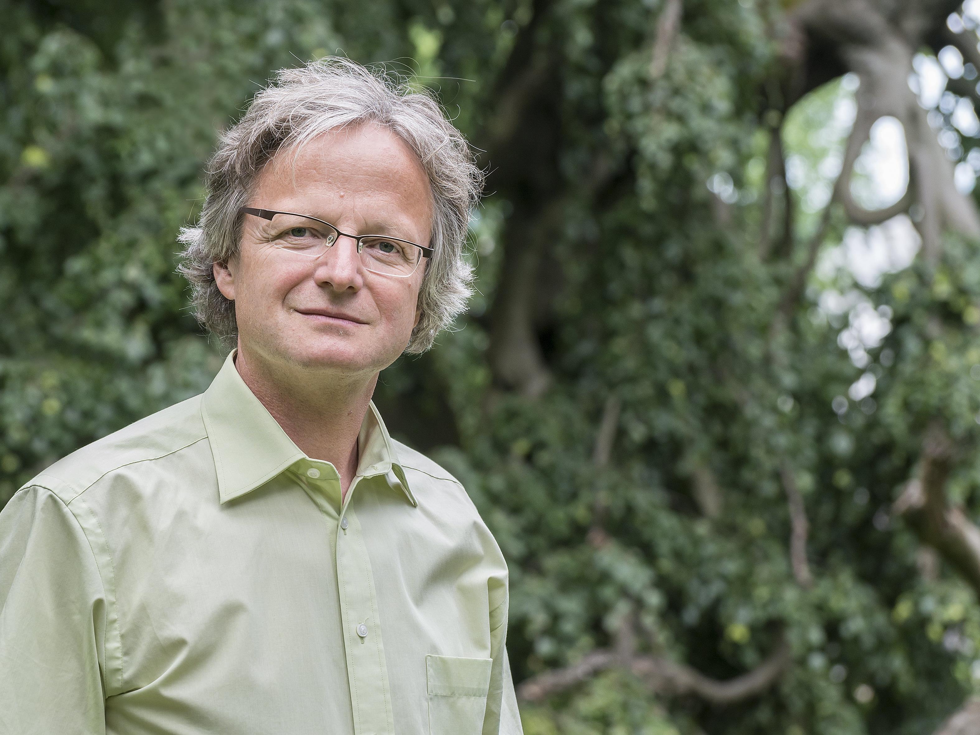 Grünen-Klubobmann Adi Gross.