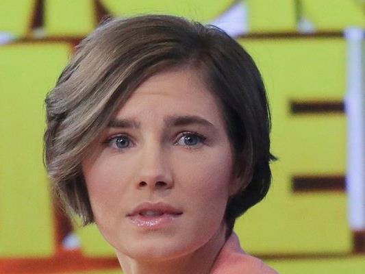 Amanda Knox, jahrelange Verdächtige im Nordfall Meredith Kercher, klagt Italien vor dem Europäischen Menschenrechtsgerichtshof in Straßburg an.