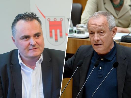 Innenminister Hans Peter Doskozil (SPÖ) ist für, Sicherheitssprecher Pilz (Grüne) ist gegen den Einsatz von Grundwehrdienstlern an der Grenze.