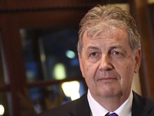 Gerhard Zeiler wird nicht für den SP-Vorsitz kandidieren