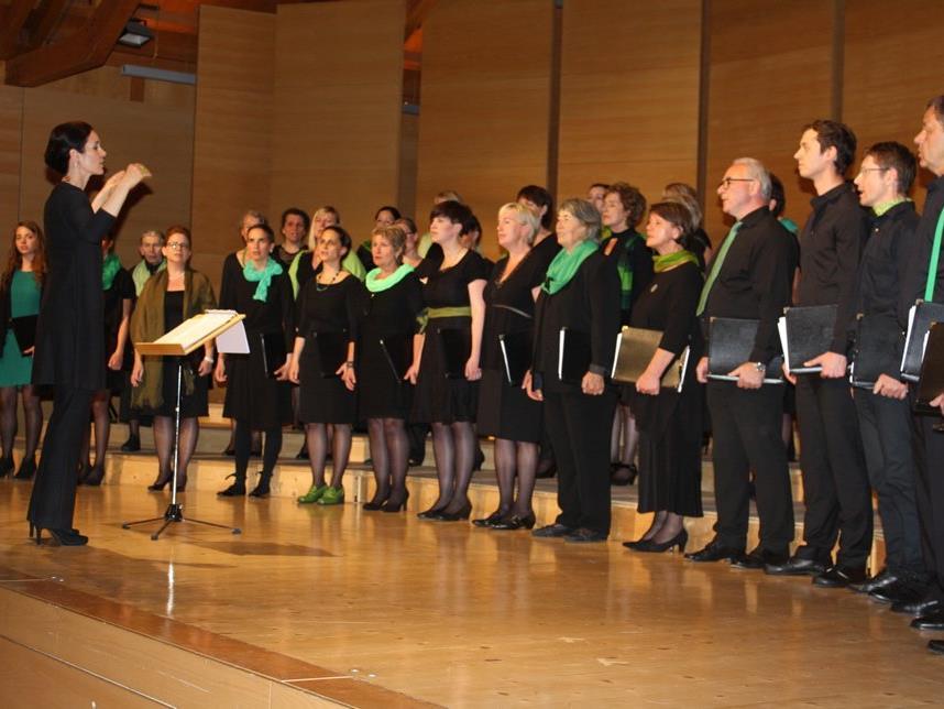 Die Wälder Chorgemeinschaft brillierte bei ihren beiden Konzerten.