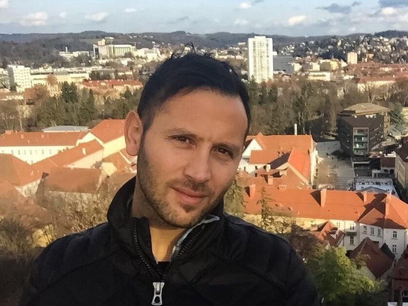 Erkan Zengin absolvierte vor kurzem seine Ausbildung in Graz.