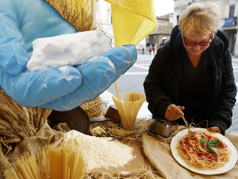 Der Besitzer eines Nobelitalieners servierte nicht nur Pasta, sonder auch Koks.