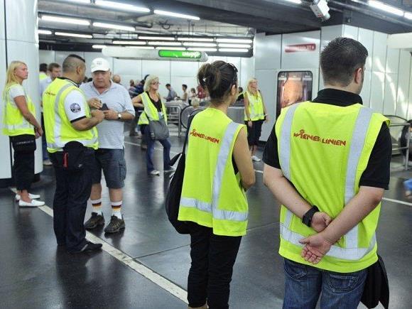 Die Schwerpunktkontrollen der Wiener Linien sind höchst erfolgreich