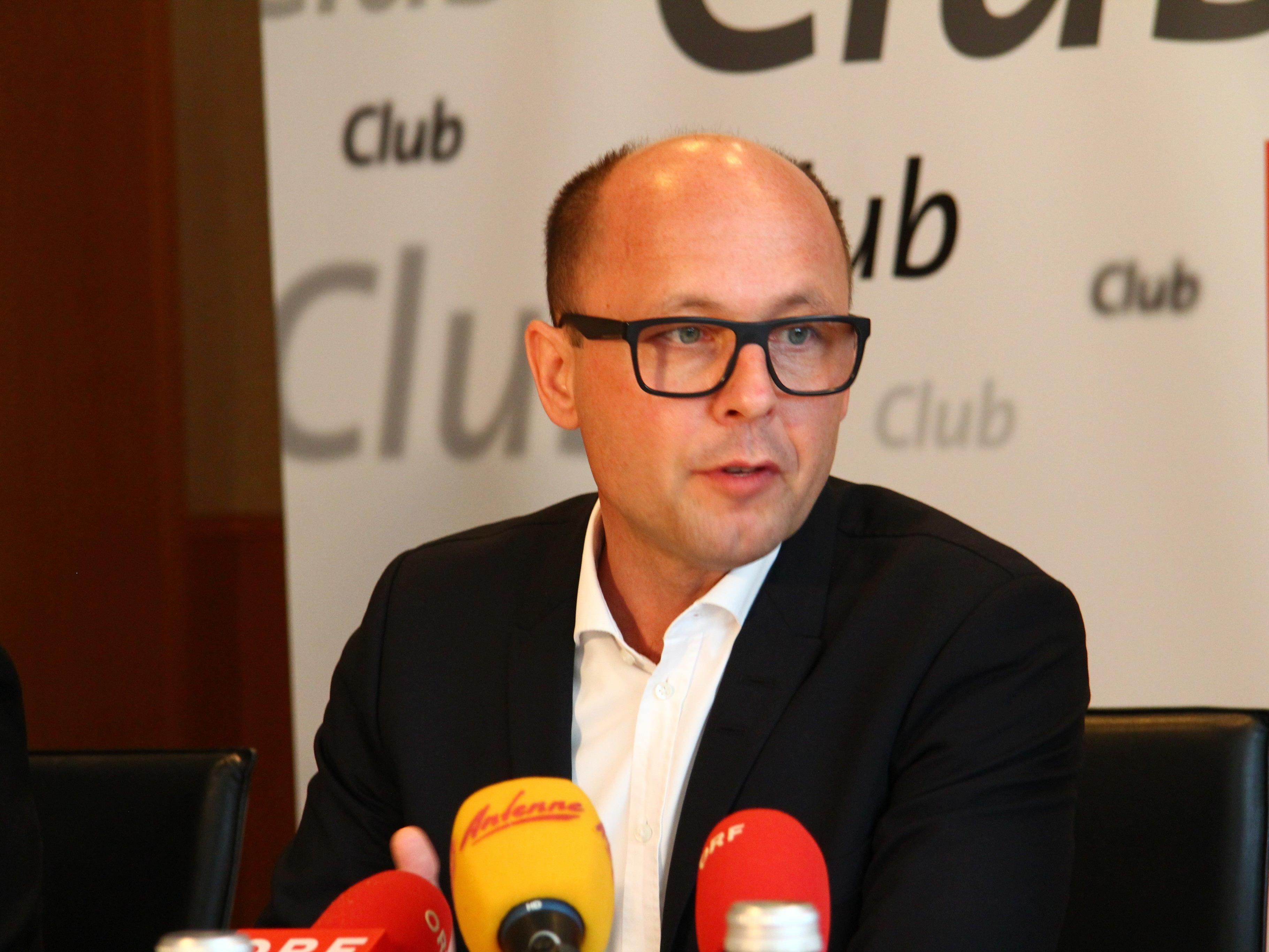 SPÖ-Clubmann Michael Ritsch fordert von der Landesregierung Maßnahmen gegen steigende Armutsgefährdung.