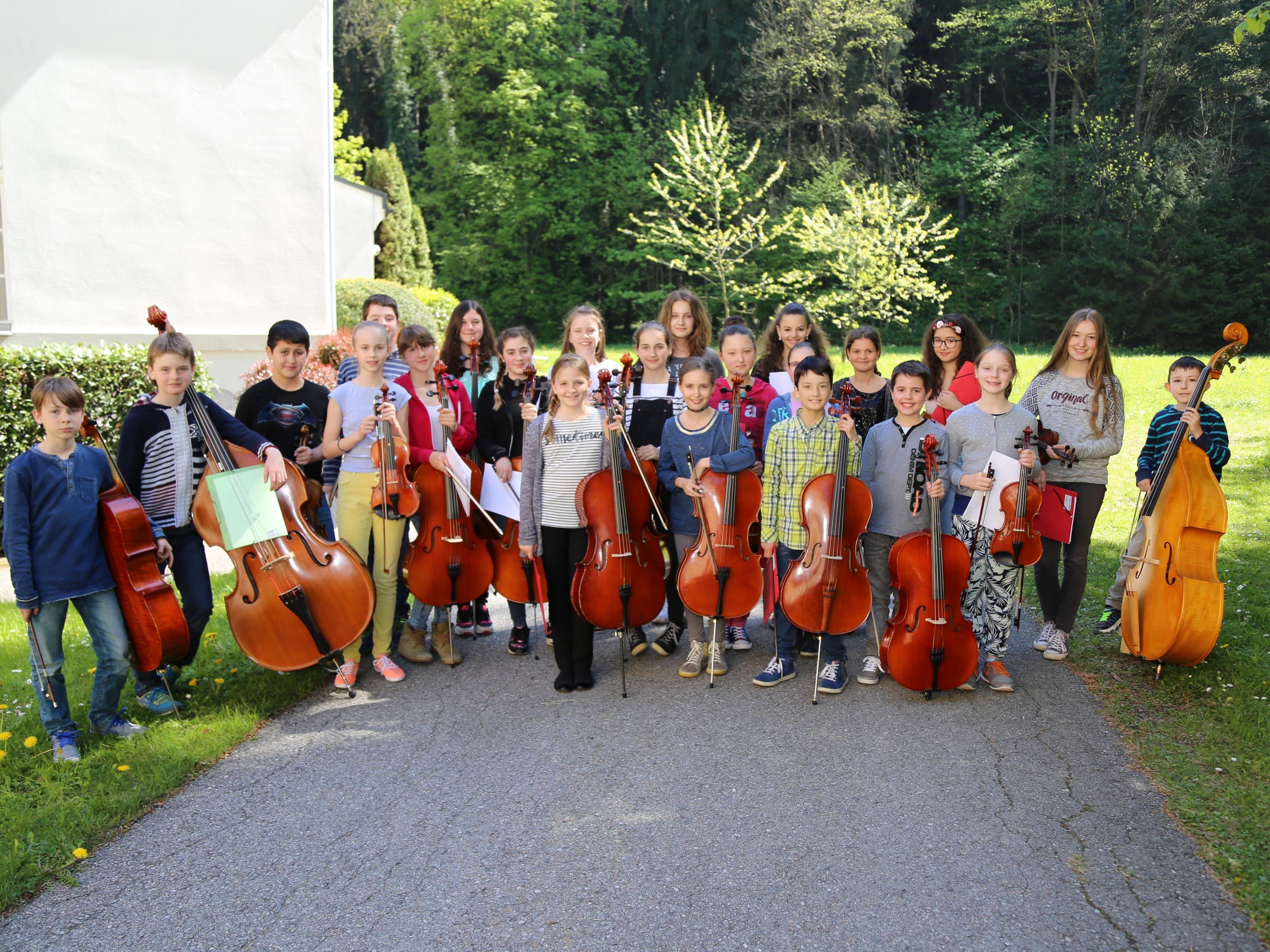Hauskonzert und Sommernachtsfest der Musikschule