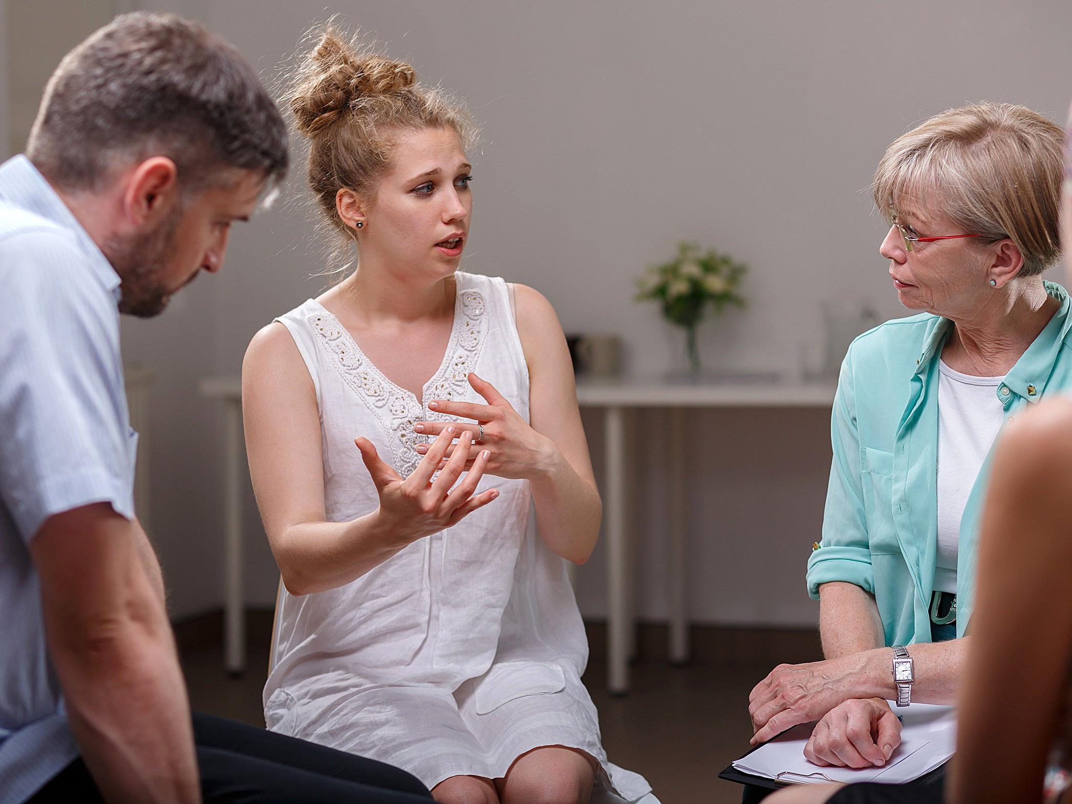 Vorträge, Workshops und eine Selbsthilfe-Messe zeigen das Angebot unterschiedlichster Selbsthilfegruppen.