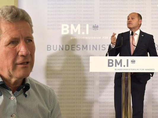 Landesrat Erich Schwärzler begrüßt die Initiative von Innenminister Wolfgang Sobotka, die Bekämpfung von Ausländerkriminalität zu verschärfen.