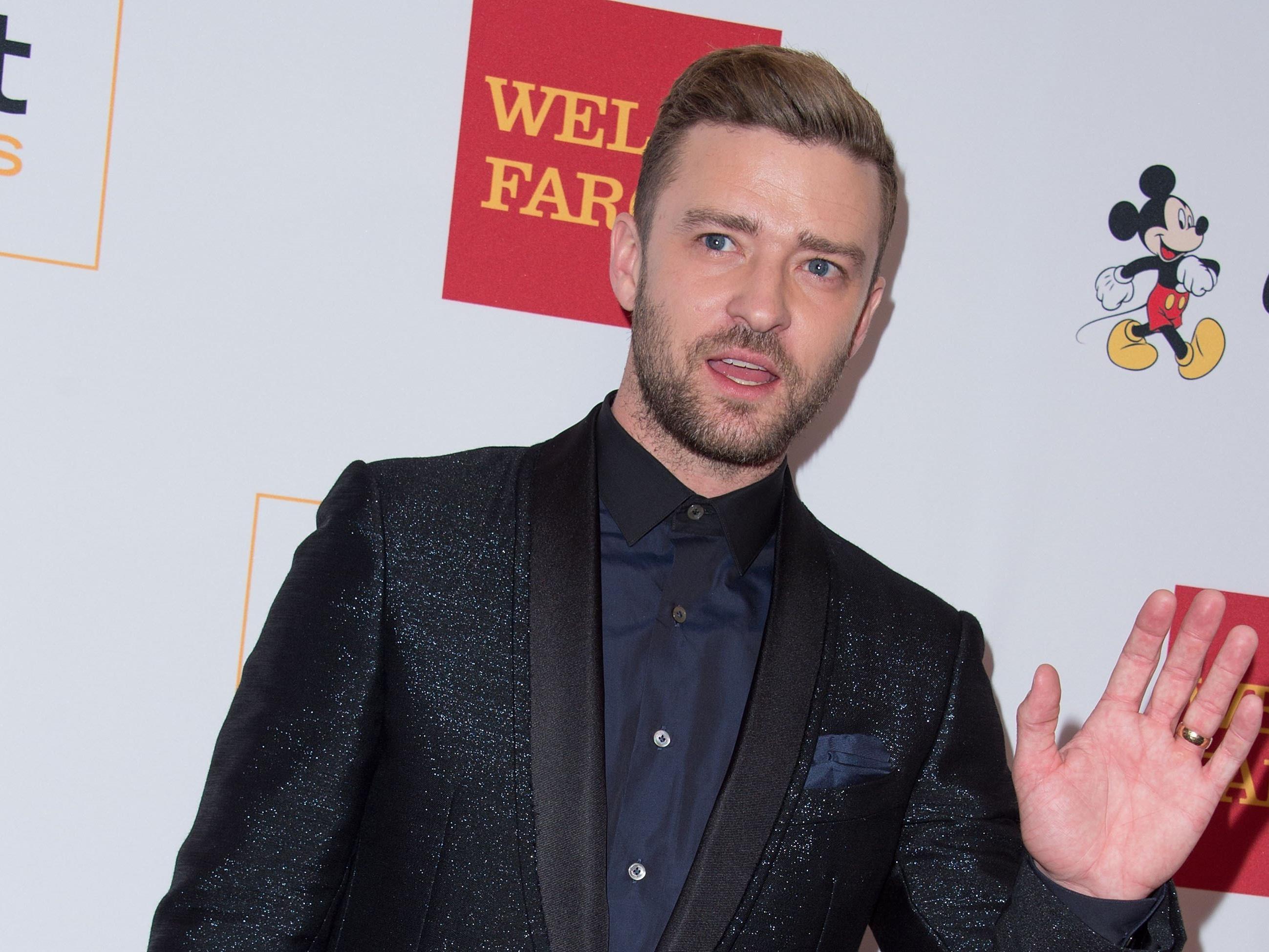 Justin Timberlake brachte wieder einen neuen Song raus.