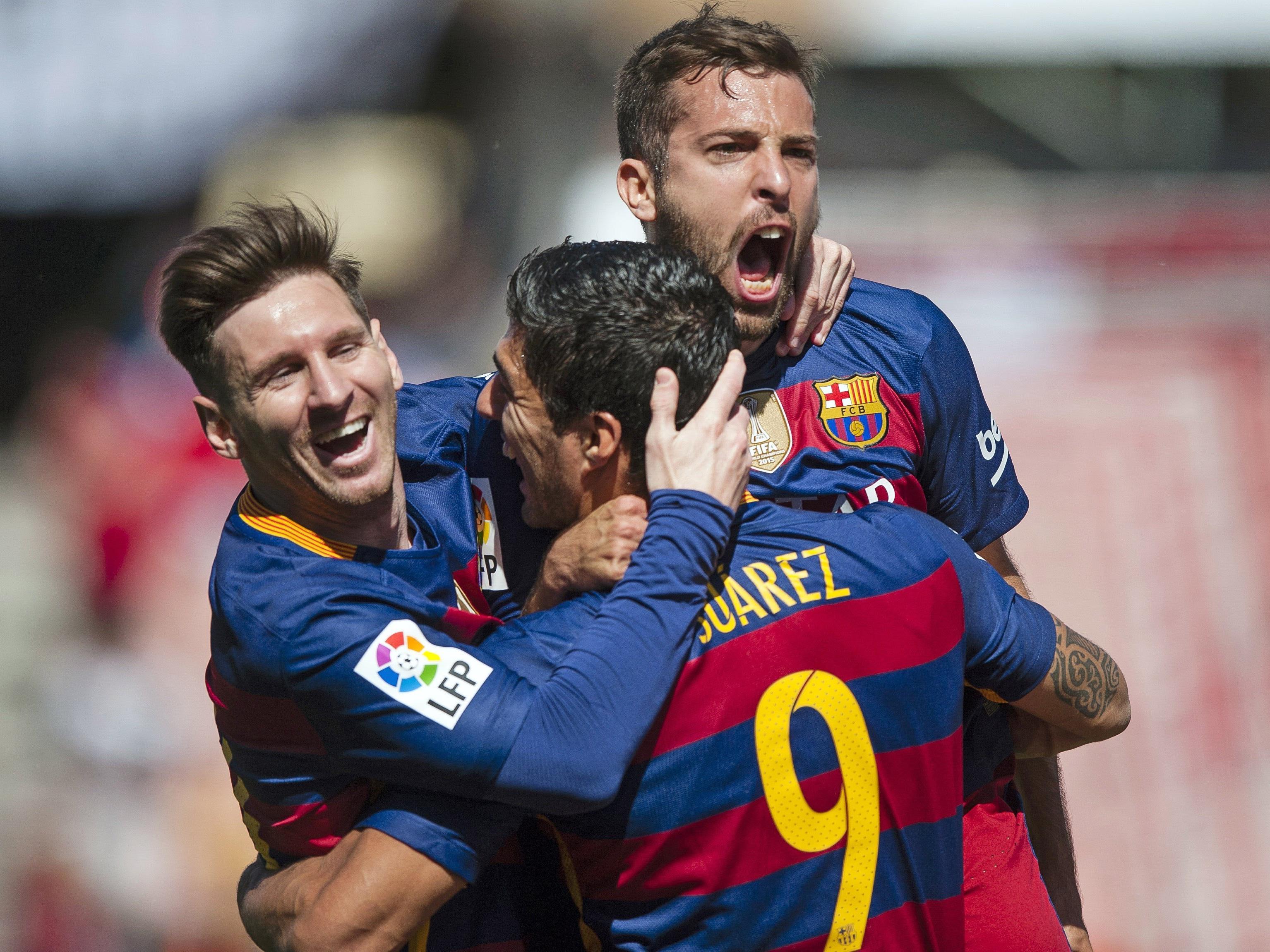 Katalanen holen sich den Titel.