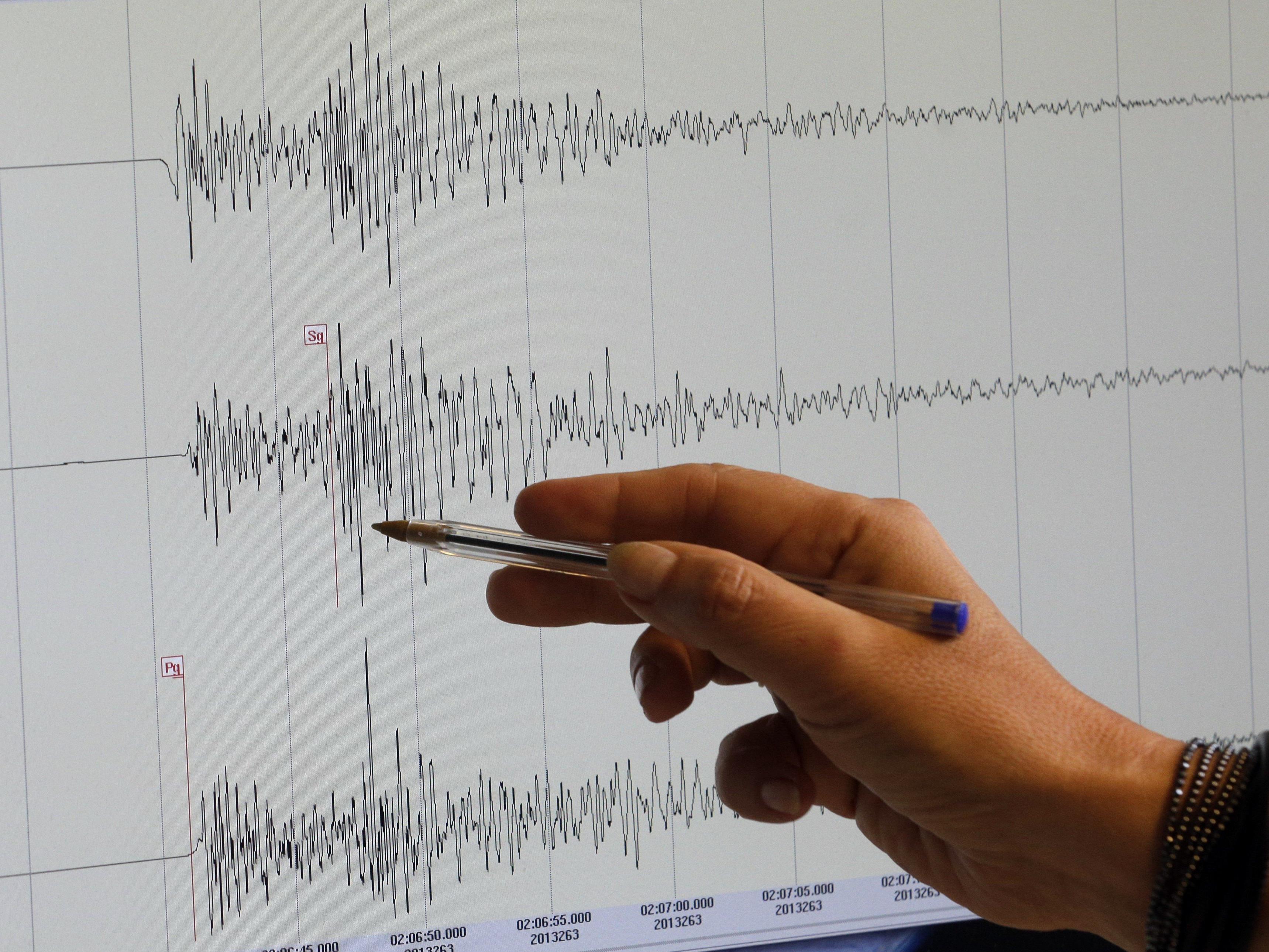 Leichtes Beben erschüttert Vorarlberg - keine Schäden bekannt