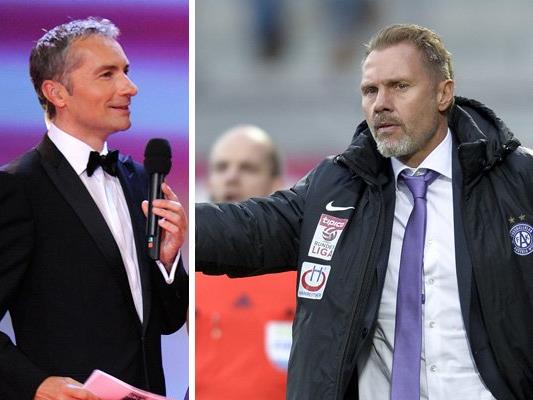 Rainer Pariasek vs. Thorsten Fink.