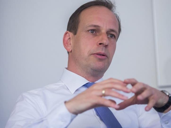 Dieter Egger legt das Amt als Parteiobmann zurück.